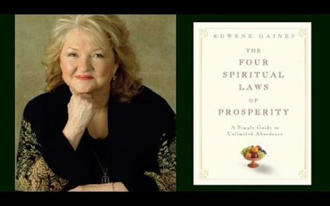 Four Spiritual Laws of Prosperity