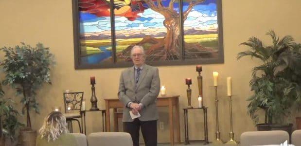 April 18 Sunday Service